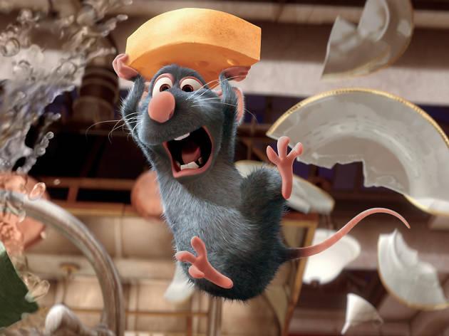 รีวิว Ratatouille 2007 ระ-ทะ-ทู-อี่ พ่อครัวตัวจี๊ด หัวใจคับโลก   ดูทั้งวัน