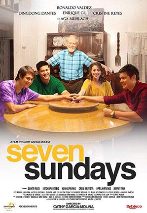 Seven Sundays เจ็ดอาทิตย์ (2017)