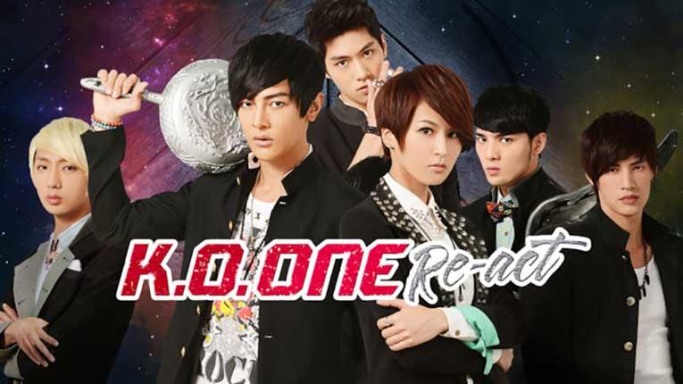 KO One Re-act