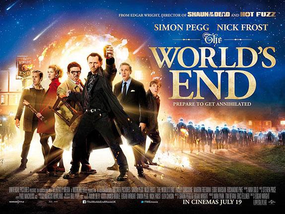 The World's End ก๊วนรั่วกู้โลก (2013)