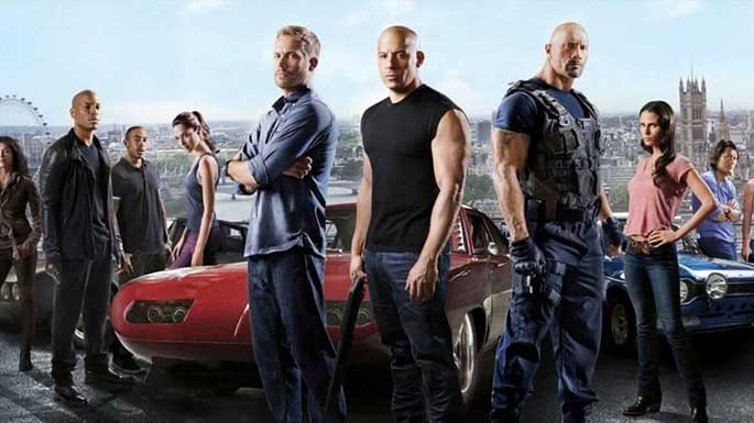 Fast & Furious 8 เร็ว แรงทะลุนรก 8 (2017)
