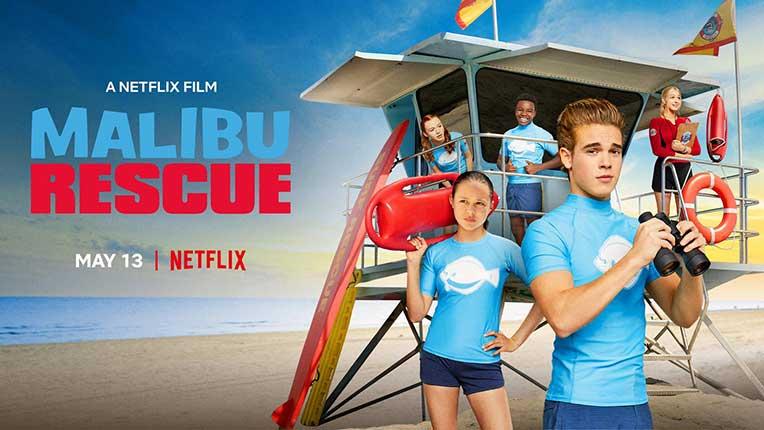 Malibu Rescue ทีมกู้ภัยมาลิบู (2019)