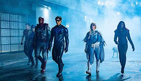 รีวิว Titans ไททันส์ ซีซั่น 2