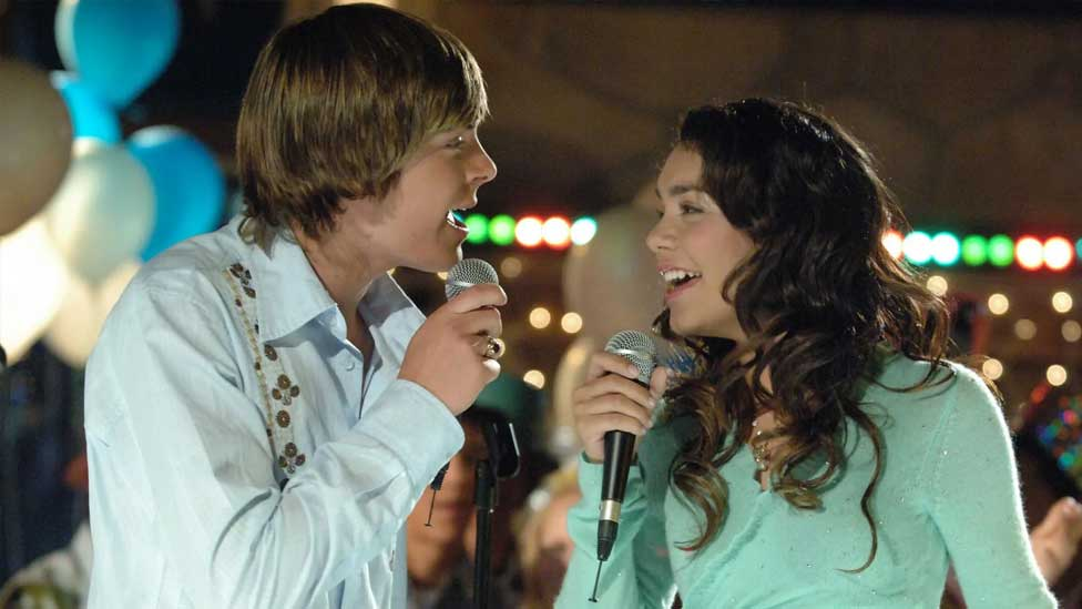 High School Musical มือถือไมค์ หัวใจปิ๊งรัก ภาค 1
